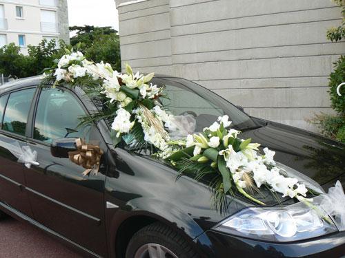 Schmuck Auto Hochzeit